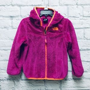 The North Face Toddler GIrl's Fleece Jacket 3T
